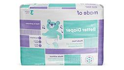 Diapers Size 3 - MADE OF The Better Baby Diapers - for Sensi