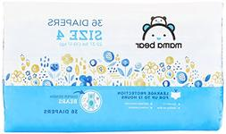By Amazon - Mama Bear Diapers Size 4, 36 Count, Bears Print