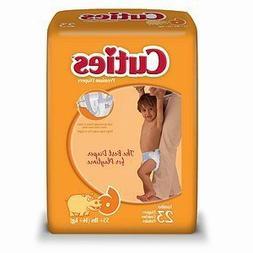 Cuties Premium Baby Diapers, Size 6 23 Ea