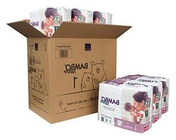 Bambo Nature Eco Friendly Premium Baby Diapers for Sensitive