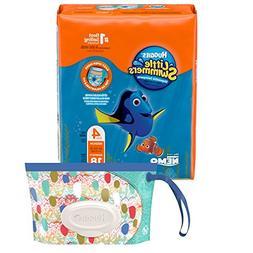 Diapers Size Medium Swim Huggies Little Swimmers Swimpants 1