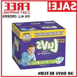 diapers size 2 ultra leakguards disposable 228