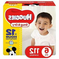 diapers size 6 huggies snug and dry