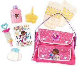 Disney Doc McStuffins Baby Checkup Diaper Bag Kid's Pretend