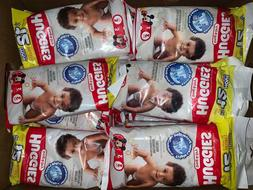 Huggies Disposable Baby Diaper Snug And Dry 108 Ct Pack - Si