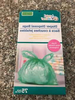 disposable diaper bags 75 pack fresh baby