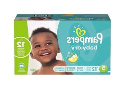 Disposable Diaper - Pampers Baby Dry Diaper Size 5, 112 Coun