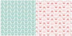 Dolittles Child Baby Toddler Animal Pattern - 100% Organic F