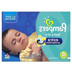 dry extra protection diapers super