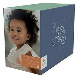 Earth + Eden Baby Diapers, Size 4, 164 Count Size 4