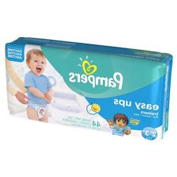 Pampers Easy Ups Boys Mega Pack , 44 Count , Size