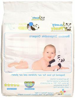 Eco Friendly Premium Bamboo Disposable Diapers Babies Weighi