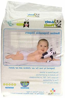 eco friendly premium bamboo disposable diapers by