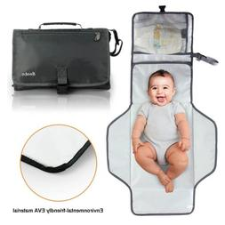 eco friendly water proof diaper pad clutch