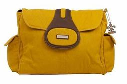 Kalencom Elite Baby Diaper Bag, Pizzazz Amber Color, Pizzazz