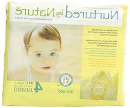 Nurtured by Nature Environmentally-Sensitive Diapers, Large