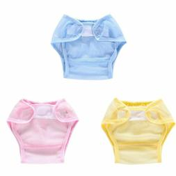 Fashion Cool Summer Style Reusable Diaper Infant Product Bab