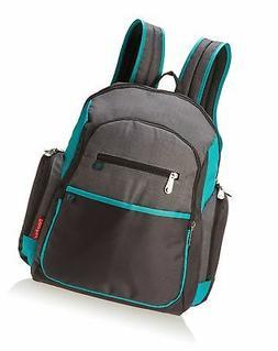 Fisher Price Fastfinder Deluxe Unisex Organizer Diaper Bag B