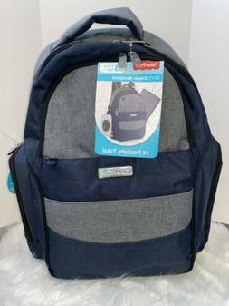 Fisher-Price Fastfinder Diaper Bag Backpack