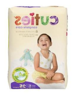 First Quality Cuties® Complete Care Baby Diaper, Size 5