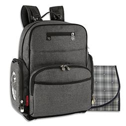 Fisher Price Fastfinder Diaper Bag Backpack