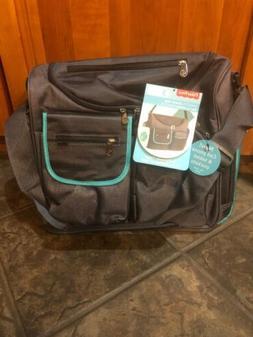 Fisher Price 92039  Morgan Diaper Bag Backpack - Black