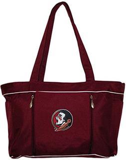 Florida State Seminoles Diaper Bag with Changing Pad