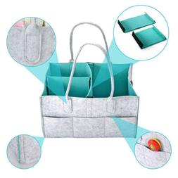 foldable felt diaper bag baby clothes kids
