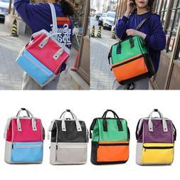 <font><b>Big</b></font> Mummy Backpacks Hit Color Waterproof