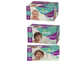 FREE shipping Pampers Cruisers Diapers Sizes 3-7 U pick the