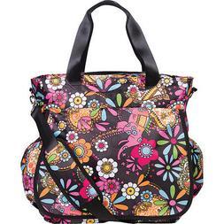 Trend Lab French Bull Tote Diaper Bag 7 Colors Diaper Bags &