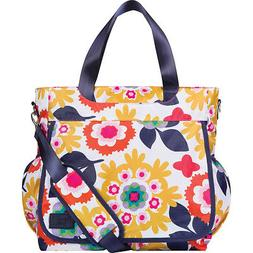 Trend Lab French Bull Tote Diaper Bag 7 Colors Diaper Bags &