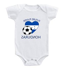 Speedy Pros Future Soccer Player Honduras Infant Toddler Bab