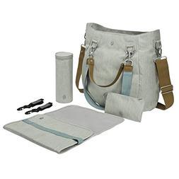 Lassig Lassig Green Label Mix 'n Match Diaper Bag Light grey