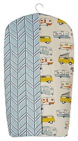 Glenna Jean Happy Camper Diaper Stacker