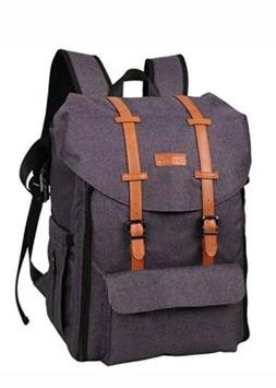 HapTim Travel Baby Diaper Bag Backpack Large Capacity/Easy C