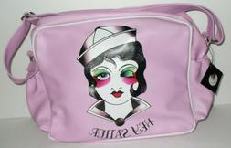 Sourpuss Hey Sailor My Baby Rocks Diaper Bag changing Pad SO