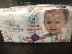 Honest Diapers Size 2 Bag, 40 diapers