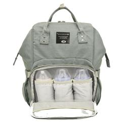 Hot Baby Diaper Bag Diaper Nappy Backpack Mummy Changing Bac