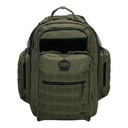 hsd dad diaper bag backpack changing mat