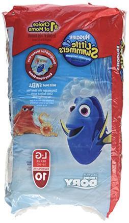 Huggies Little Swimmers Disposable Swimpants, Large 32Plus l