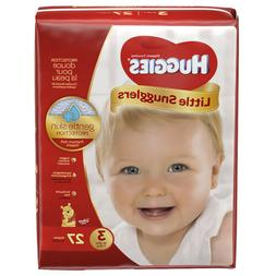 huggies little snugglers diapers size 3 16