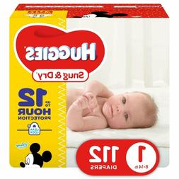 huggies snug and dry diapers size 1
