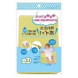 WANWAN Japan Baby Toddler Disposable Diaper Changing Pad 12