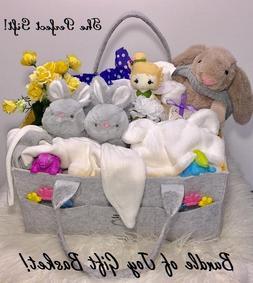 MOM Will SAY,Wow! Bundle of Joy Baby Gift Basket/Large Bag,