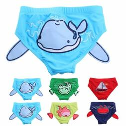 Kids Baby Boys Girls Infant Summer Swimming Diaper Nappy Pan