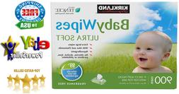 Kirkland Ultra Soft Baby Wipes 20-ct Travel Size