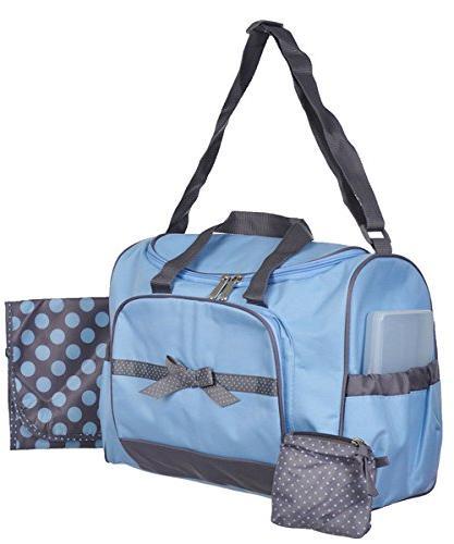 Baby Essentials 4 1 Blue/Grey