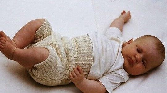 Baby Overpants 6-12