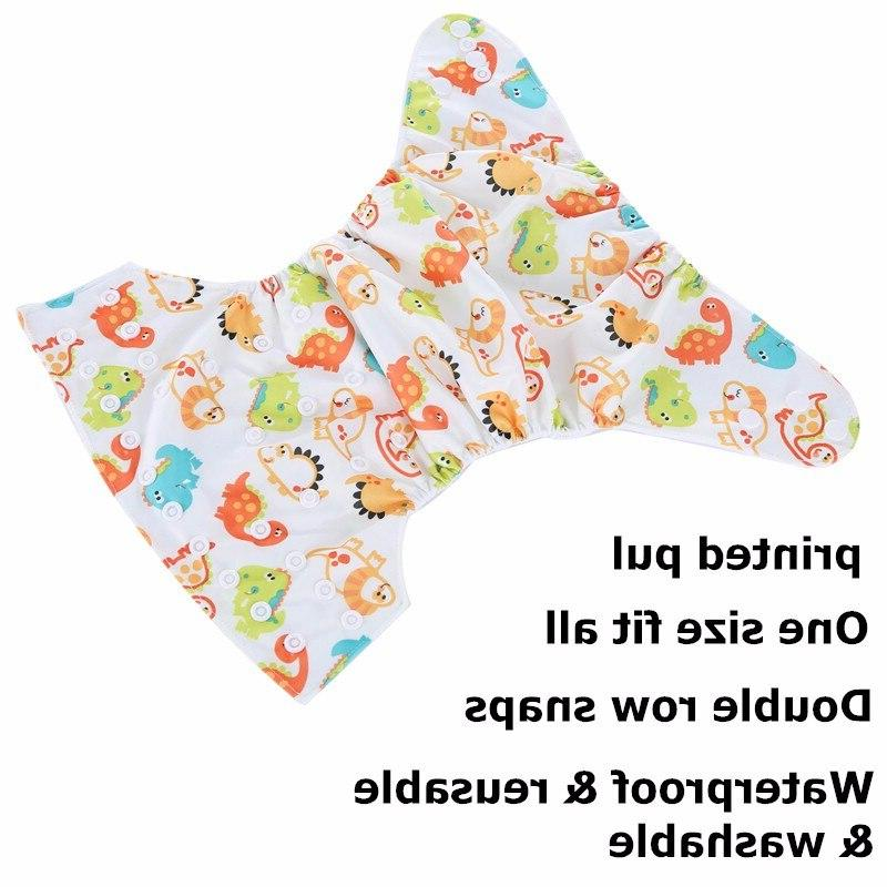 1PC printed <font><b>baby</b></font> One Size nappies price for